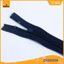 Professional Zipper Fabricante # 5 Zipper Nylon para cama ZN20006