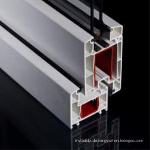 60 mm PVC-Profil für PVC-Fenster und -Türen