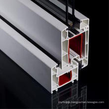 60mm PVC Profile for uPVC Windows and Doors