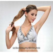 Full lace black fashion design sexy bra