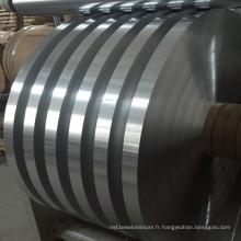 Bande d'aluminium 1050, 1060, 1100, 3003, 5052, 8011