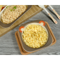 Eco-friendly 5-Pieces Bamboo Kids Dinner Set