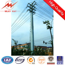 Octogonal 11.8m 500dan Stahl Gate Pole für die Kraftübertragung