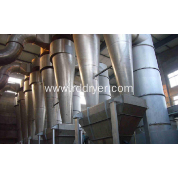 High Throughput Spin Flash Drying Machinery