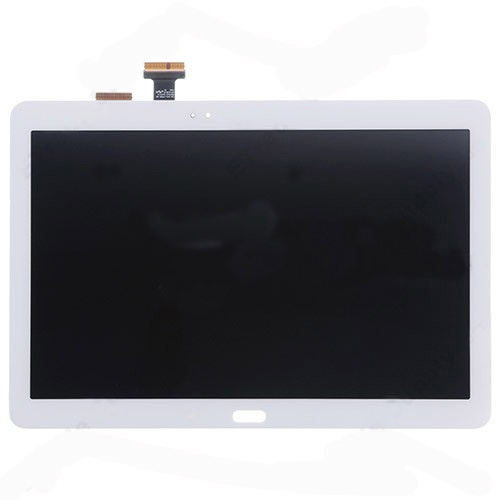 p600 screen white