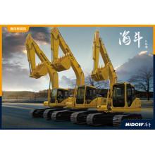 Construção Escavadoras Hw130 / 240/330 / 360-8