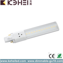 Tube de 160 degrés 6W G23 LED PL