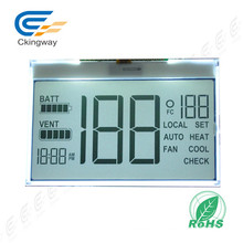 Character Stn Transmissive Positive LCD Display Panel