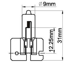 lampes halogènes automatiques / H2
