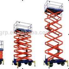 plataforma de tijera hidráulica autopropulsada eléctrica