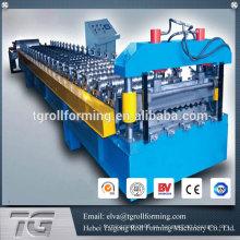Máquina universal de corrugado de chapa de acero máquina de corrugado de aluminio