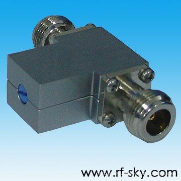 DC-1GHz 5-20dB 2W Squareness rf Variable Attenuators