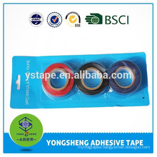 PVC tape rubber adhesive electrical insulation tape
