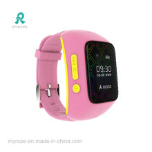 Smart GPS Tracker for Kids Watch with Pedometer and Customizable in China
