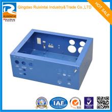 OEM de alta calidad Soldadura de acero personalizado / piezas de metal de hoja de aluminio