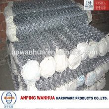Anping Wanhua--hot dip galvanized chain link fence