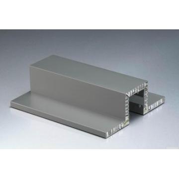 Paneles de panal de aluminio de forma irregular