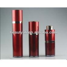 AS cosmético airless garrafa