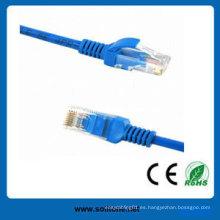 UTP Cat5e Patch Cord Azul