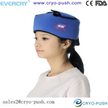 Medical physical therapy cold packs for head part