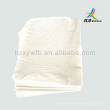 Nonwoven body towel , Salon towel spunlace embossed