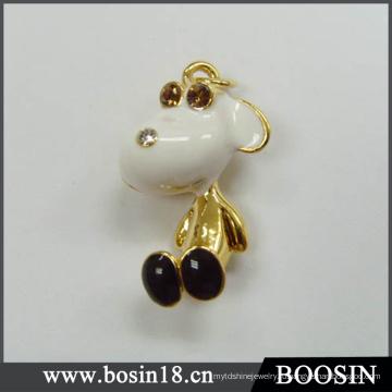 Мода Дети Ювелирные Изделия Снупи Ожерелье И Кулон Снупи #16928