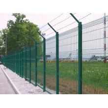 PVC beschichtetem Draht Gitter Zaun/verzinkten Maschendrahtzaun