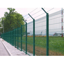 PVC Coated Wire Mesh Fence/Galvanized Wire Mesh Fence