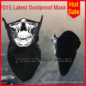 Free Shipping! Thermal Neck Warmers CS Skull Hat Headgear Winter Skiing Ear Windproof Face Mask Motorcycle Bicycle Scarf