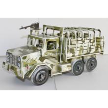 Caminhão militar 3D Puzzle