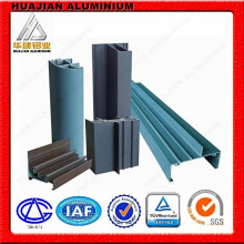 Powder Coating Aluminium Extrusion Profiles