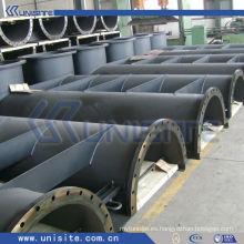 Caja de agua de acero para la draga (USC-10-009)