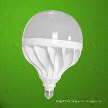 Светодиодная лампа накаливания алюминиевая литая 50W