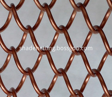 Decorative metal screen (19)
