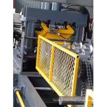 C purline machine Z purline machine CZ purline steel frame interchangeble purlin roll forming machine