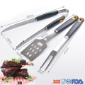 PP weichen Griff Barbecue BBQ Tools Set