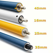 motor for electric curtain electric curtain track and rail