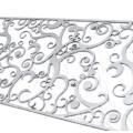 Blech aus Lasergravurteilen / Laserschneiden