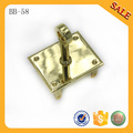 BB58 Fashion bag accessory custom metal lock