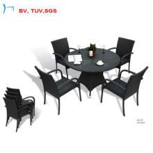 Accueil / Table et chaise de salle à manger Furntiure (8014T + 4075AC)
