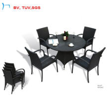 Home/Livingroom Furntiure Dining Table and Chair (8014T+4075AC)