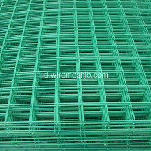 PVC Coated Wire Mesh Sheets dengan 5cm Aperturte