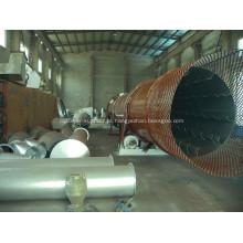 Secador de tambor rotativo especial de glutamato monossódico