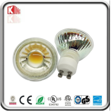 Glas 5W Dimmable GU10 LED Spot Licht