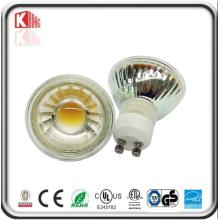 Luz del punto del LED 5W regulable GU10