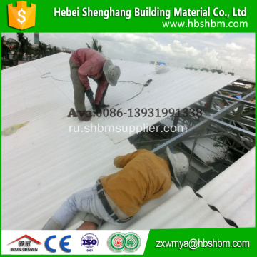 Heat+Insulating+MGO+Roofing+Sheet
