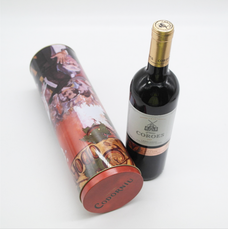 gift packaging for wine bottles