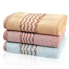 Waffelhandtuch aus Baumwolle mit guter Gesundheit