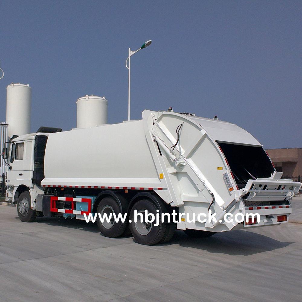 Shacman Garbage Compactor Truck