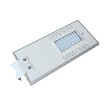 5 ans de garantie lumière solaire de route tout en un réverbère solaire intégré de LED